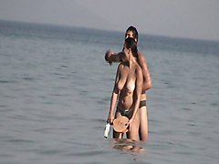greek beach voyeur
