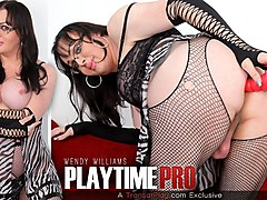 Wendy Williams in Playtime Pro - TransAtPlay